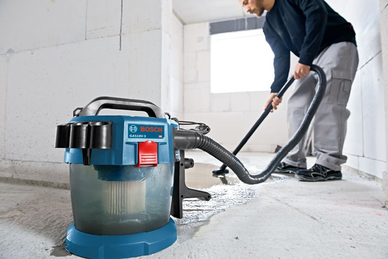 Bosch Cordless Wet Dry Vacuum With Hepa Filter Gas18v 3n Pro Tool Reviews Wet Dry Vacuum Wet Vacuum Cleaner Bosch