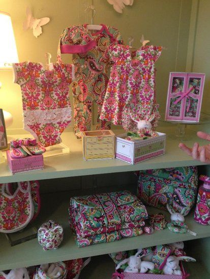 Vera Bradley to Brighten Up Tots' Rooms With New Baby ...