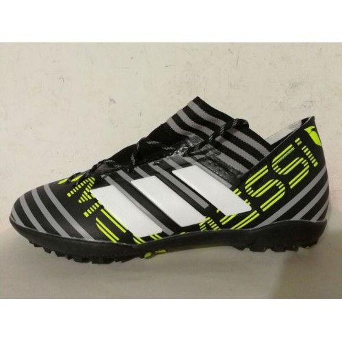 adidas calcio scarpe scarpe da calcio adidas nemeziz 17.3 tf grigio bianca verde migliore