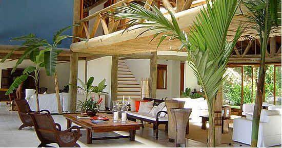 Breaking Dawn Honeymoon Hideaway In Brazil Beach House Design Honeymoon House Architecture