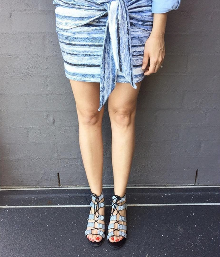 - K A S H M I R  M I N I - Loving how @the.style.alley have styled our Kashmir Mini Skirt. Shop it in store and online www.talulah.com.au/shop/isla-by-talulah #islalabel #miniskirt #ootd #outfit #newarrivals