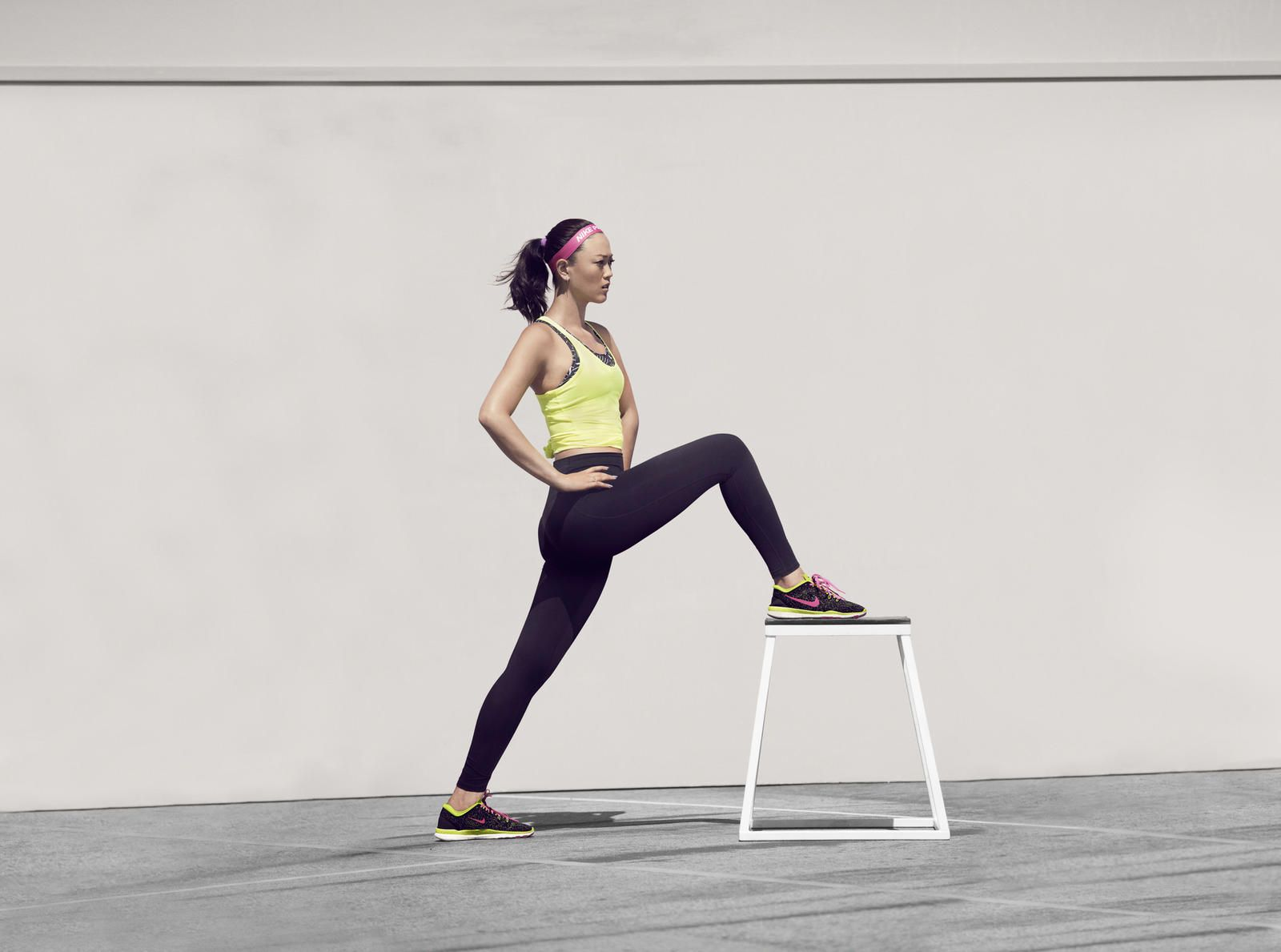 Nike News - Training Gets Personal with Michelle Wie: The Nike Free TR 5 on