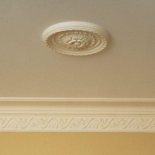 roseton lampara techo