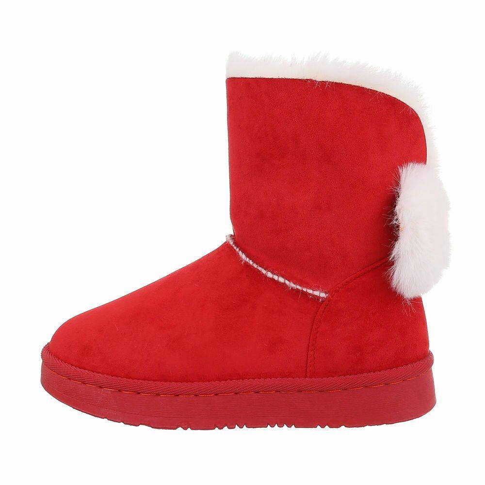 ugg bottes femme rouge
