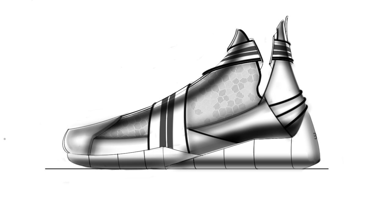 8d136fd7c4f01 My Adidas Y-3 Shoe concept