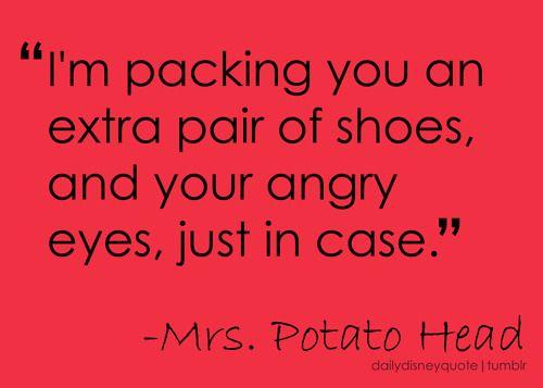 Mrs Potato Head :D