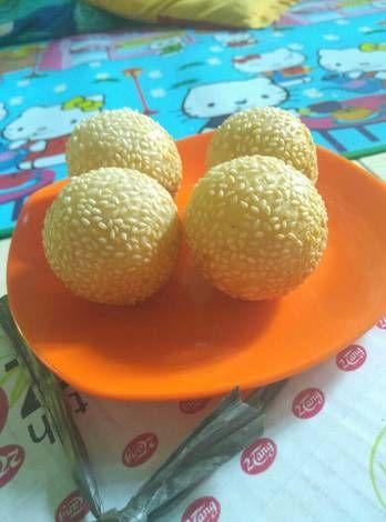 Resep Onde Onde Ketan Putih Oleh Kue Luqmanyana Resep Resep Kue Kacang