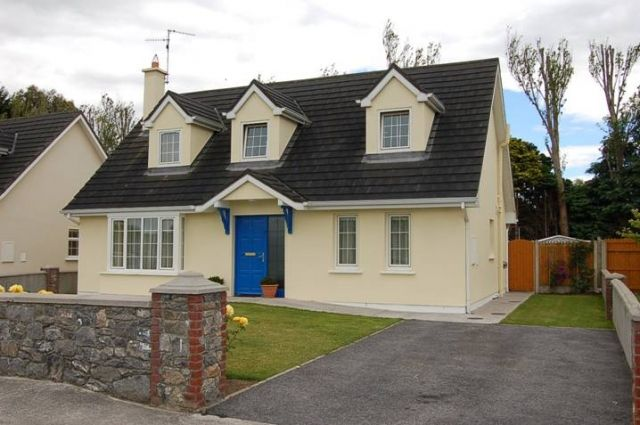4 bed detached dormer bungalow for sale for sale by owner for Dormer bungalow house plans ireland