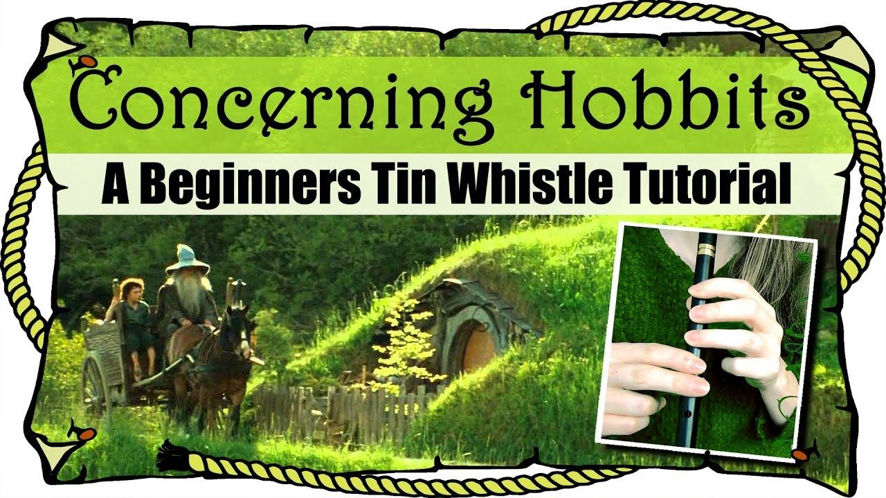 Lord of the rings concerning hobbits beginners tin