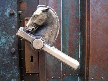 inventor of door handle - Google Search | Old door handles , door ...