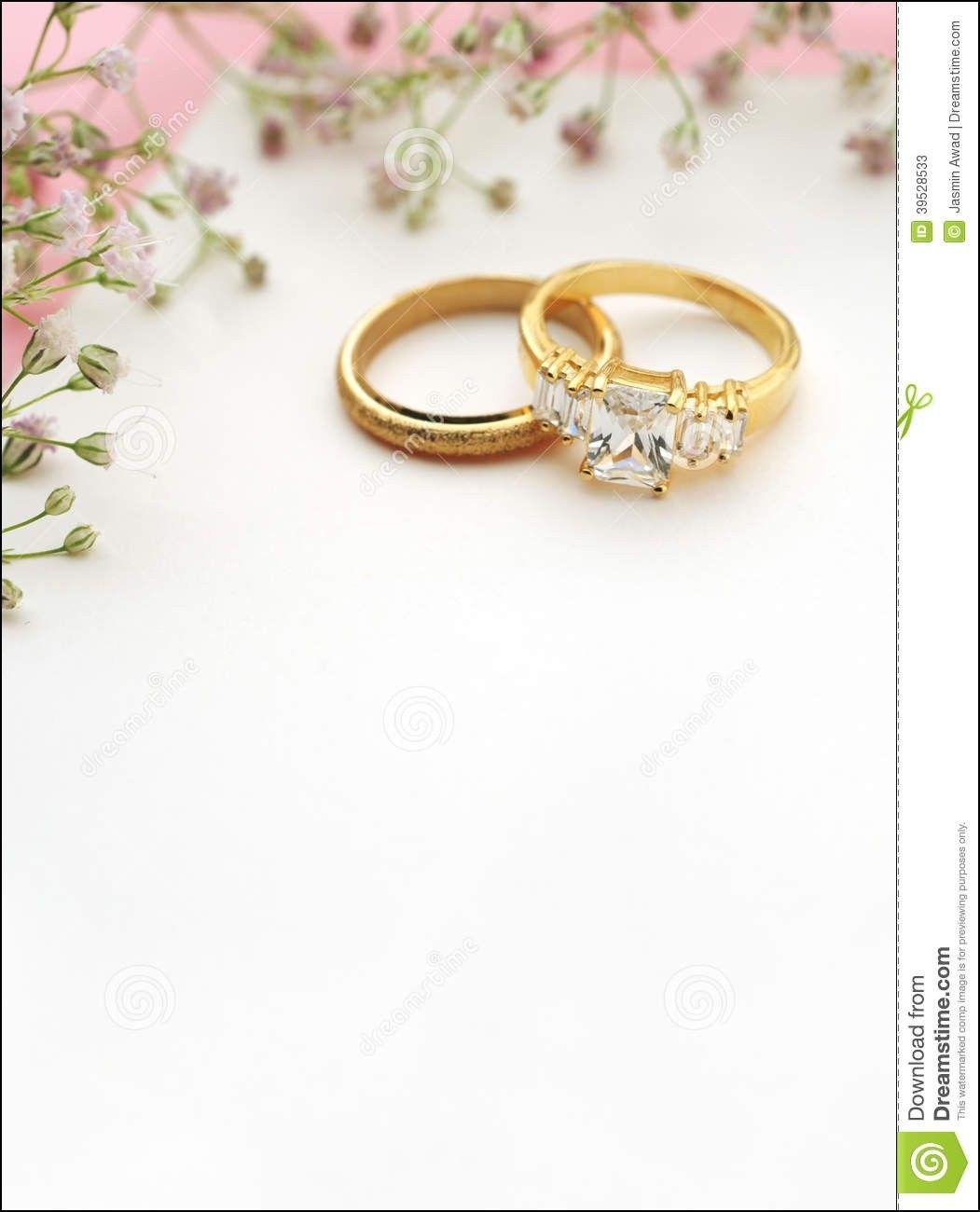 Wedding Invitation Empty Cards Wedding Invitation Layout Blank
