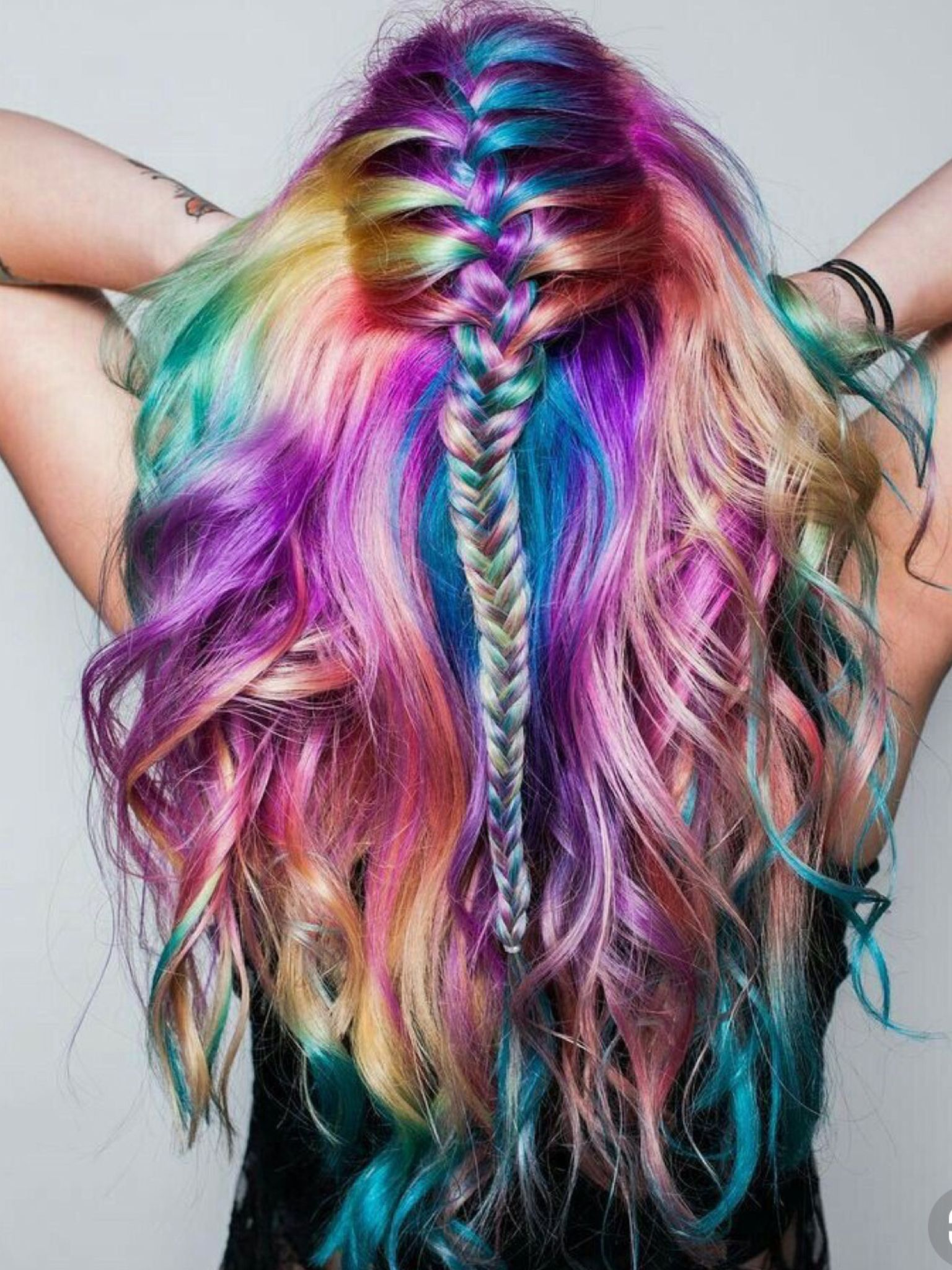 Hairstyles the most crazy hairstyles cool hair color