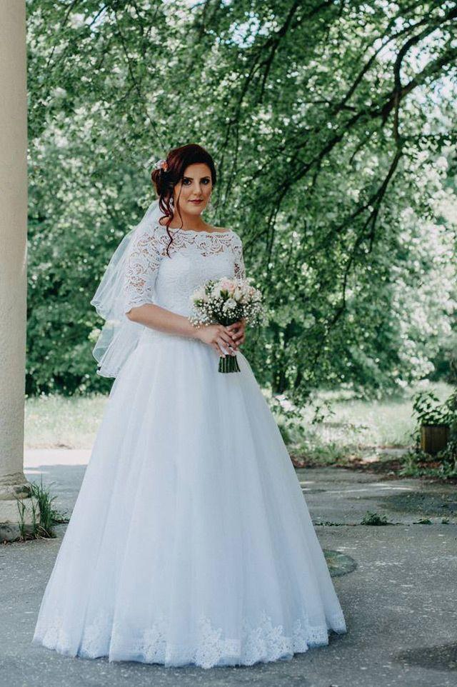 81ed6c75a95a Nevesta zo svadobného salónu EvaMária v Seredi