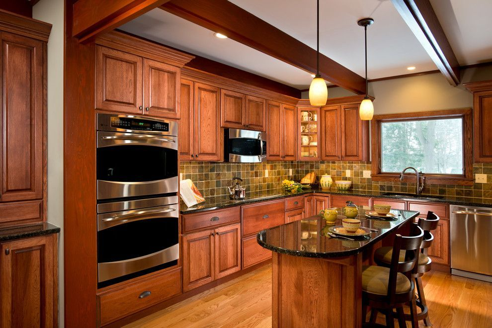 Galley Kitchens For A Victorian Kitchen With A Oak Victorian Kitchen Galley Kitchens Kitchen