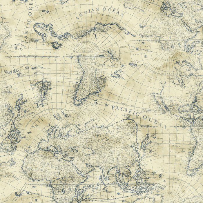 Nautical living 27 x 27 coastal map wallpaper roll coastal and nautical living 27 x 27 coastal map wallpaper roll gumiabroncs Image collections