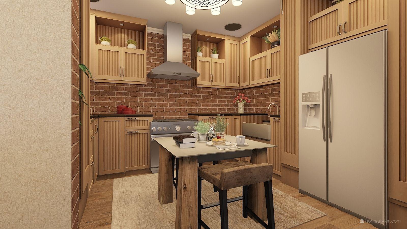 Kitchen design by Alaa Hamed | Interior design tools, 3d ...