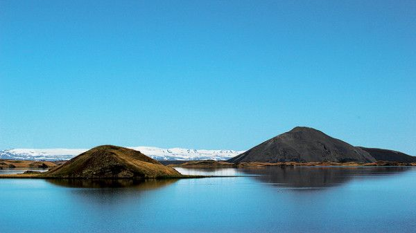 Interesting Facts About Iceland: Myvatn Lake