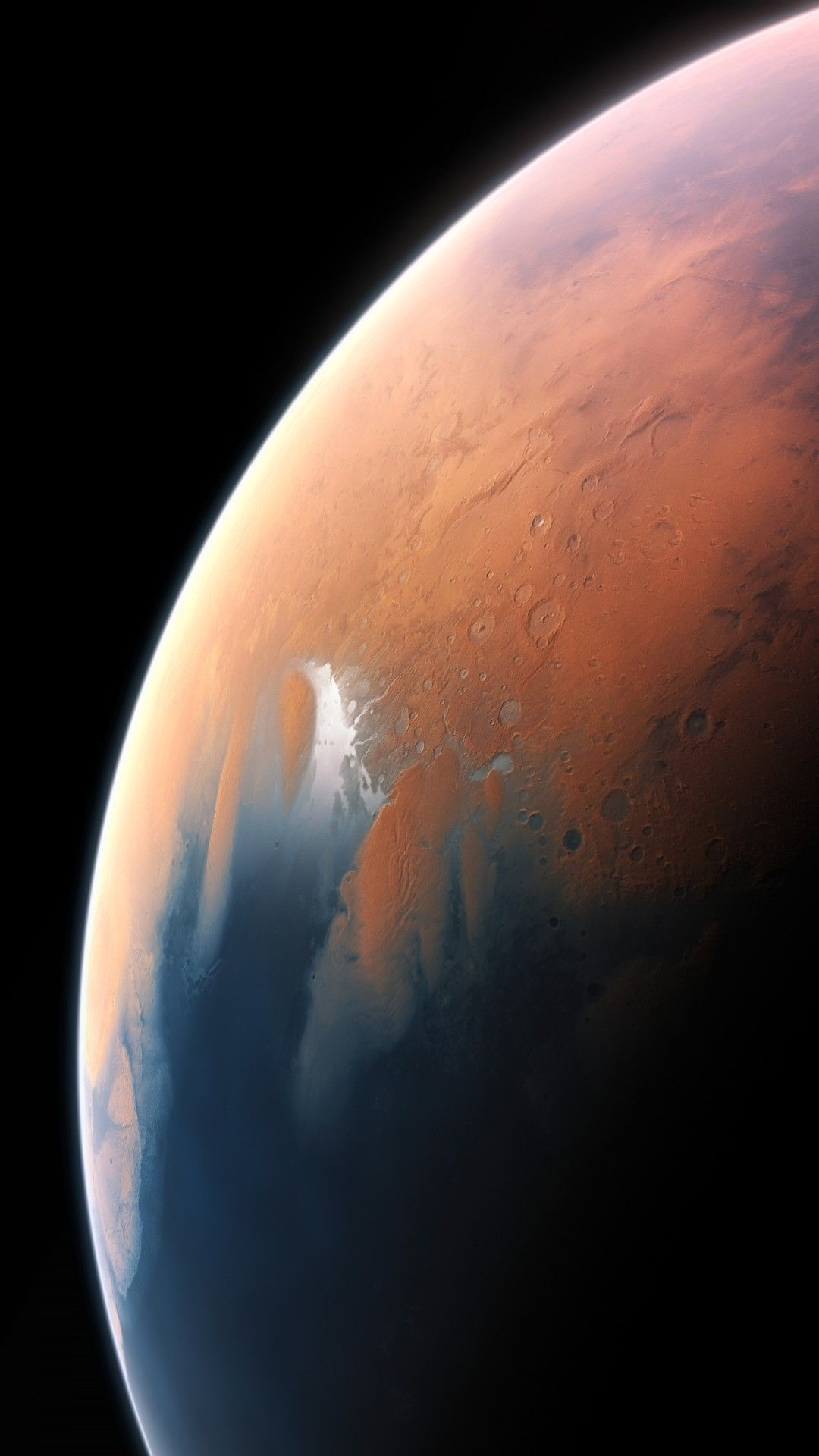 Mars Is An Amazing Planet Https Ift Tt 2isx5pw In 2020 Planets Wallpaper Wallpaper Earth Android Wallpaper Space