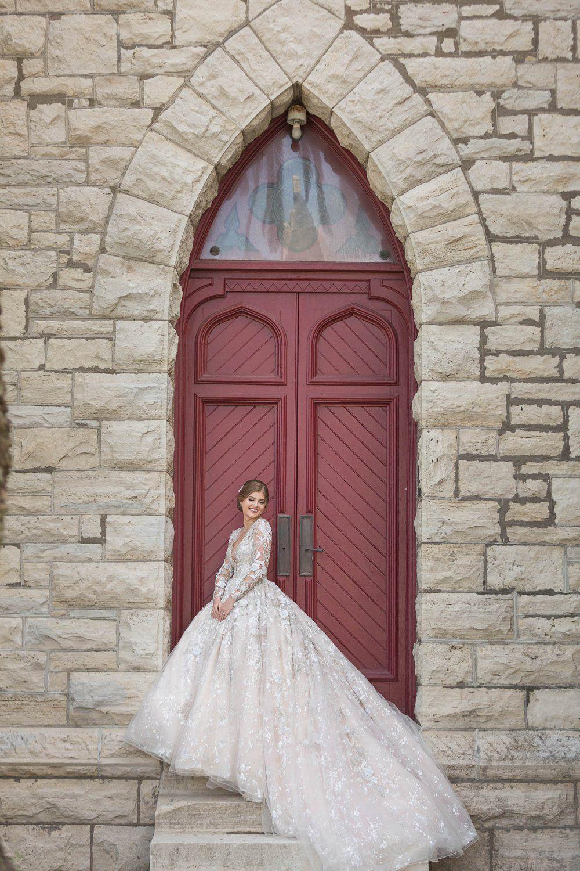 A Fairytale Wedding At The Hotel Galvez