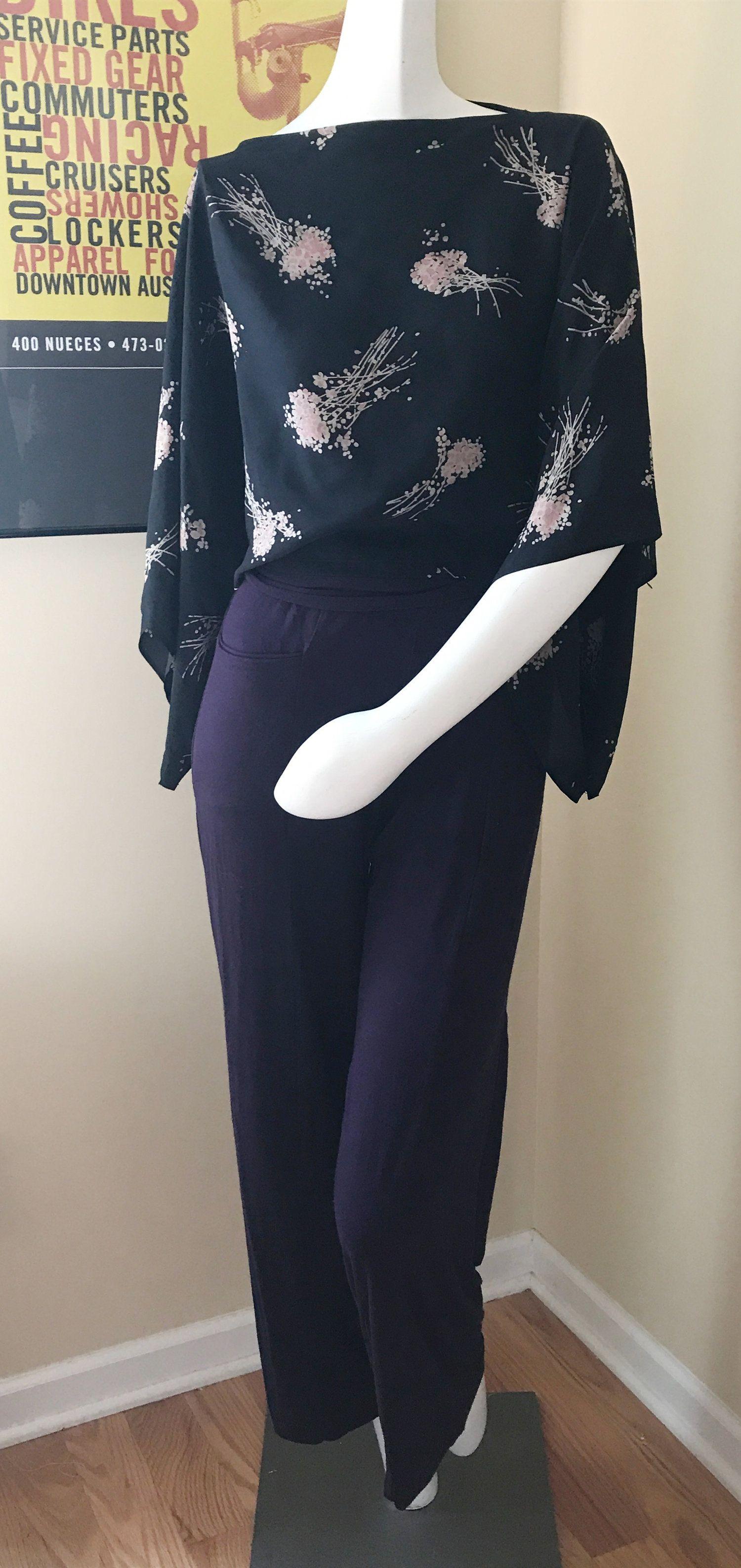 Kimono Poncho Top Free Sewing Pattern | Fashion: Patterns Easy ...