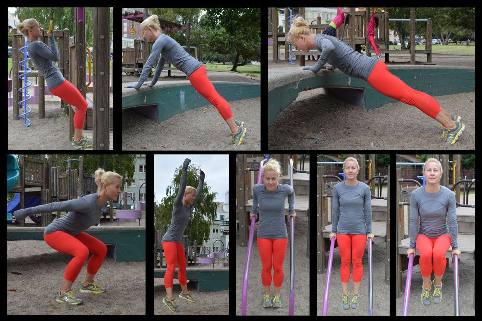 The Ultimate Playground Workout Workout Inspiration Workout Cardio Fitness Nutritio