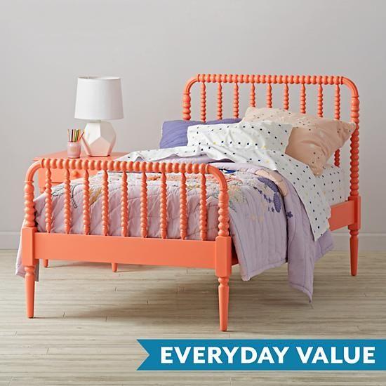 Jenny Lind Coral Bed Jenny Lind Kid Bed Kid Beds Coral Furniture