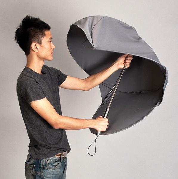 site réputé a1300 b8372 Rain Shield un parapluie innovant par Lin Min-Wei et Liu Li ...