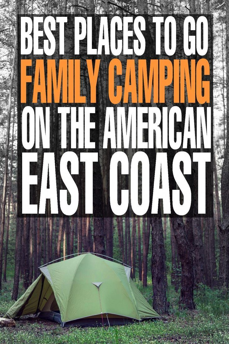 Photo of Best Places to go Family Camping on the American East Coast – Frugal Mom Eh!