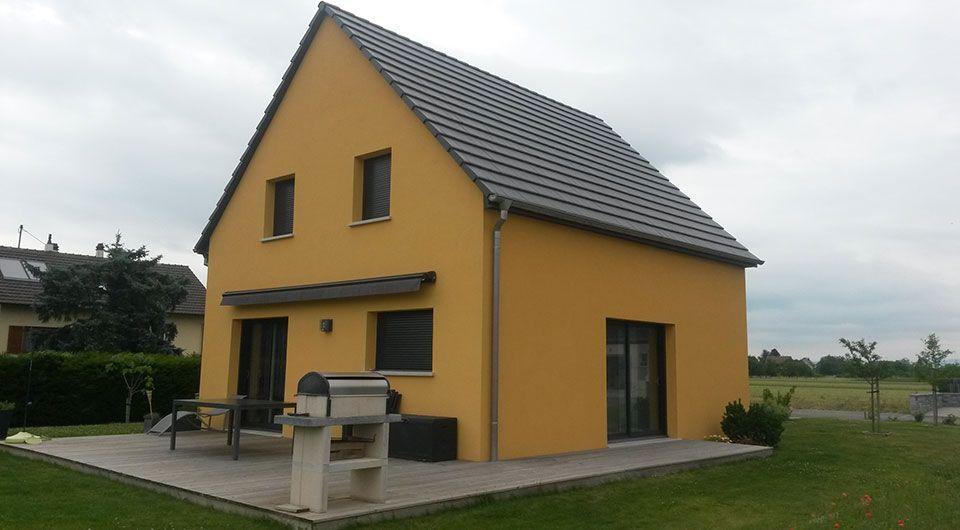 22 Constructeur maison individuelle strasbourg