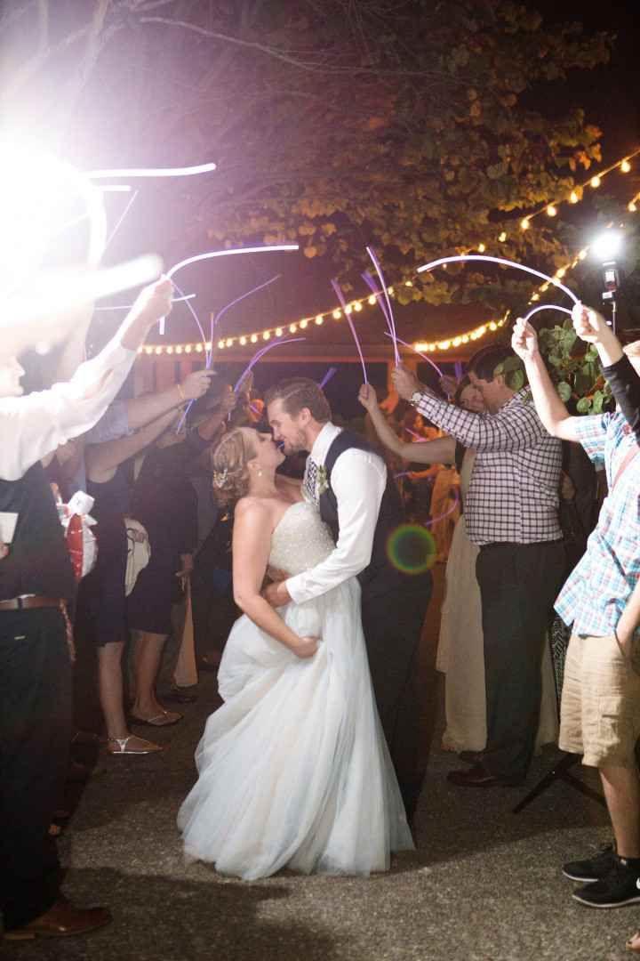 28+ Wedding glow sticks send off information