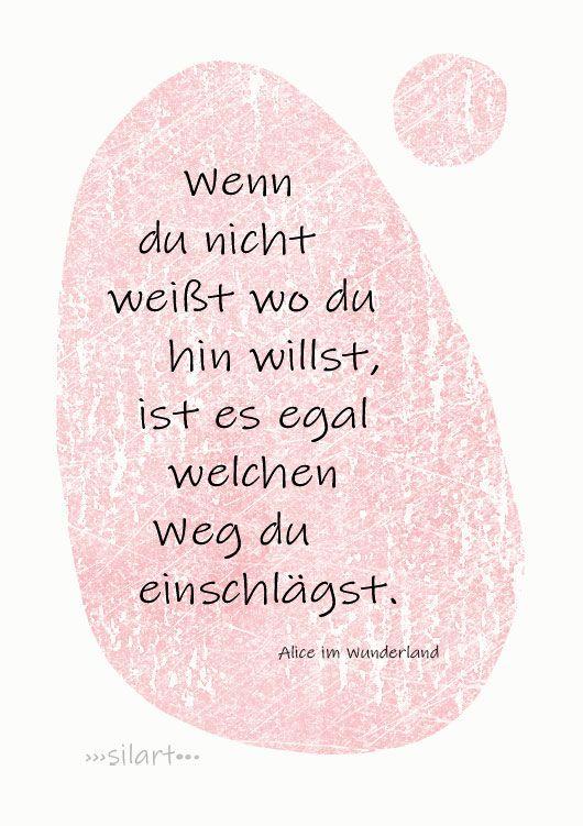 {happy write} Man muss wissen wo man hin will