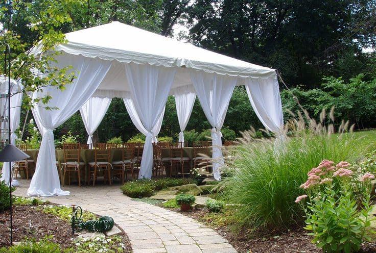 https://www.shoretents.events | Tent rentals, Backyard ...