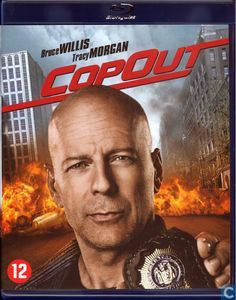 COP OUT BLU-RAY w/ BRUCE WILLIS