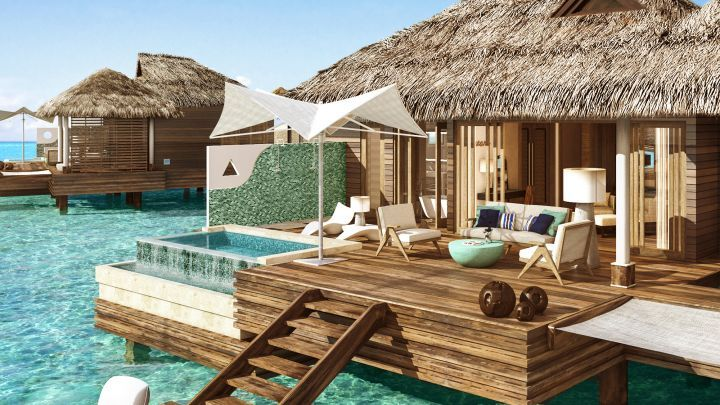 These Overwater Hotel Suites Are INSANE (& All Inclusive