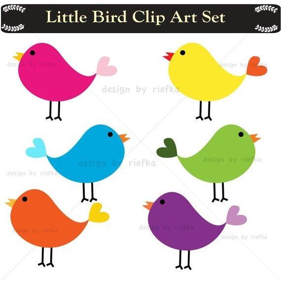 little bird digital clip art elements craft projects rh pinterest com free digital clipart for scrapbooking printable clipart for scrapbooking