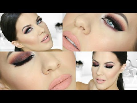 how to smokey eyes for beginners easy stepstep