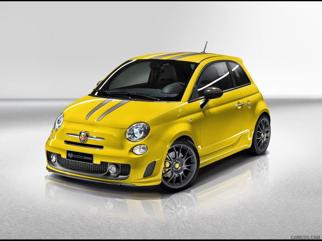 2011 Fiat 500 Abarth 695 Tributo Ferrari With Images Fiat 500