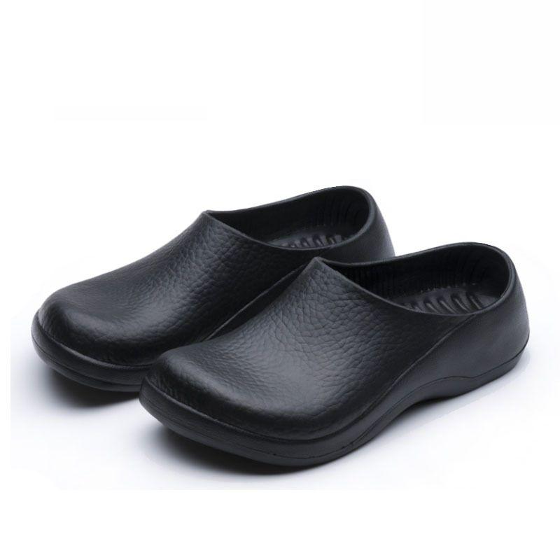 Man Sandals Work Shoes Nonslip Men's Chef Cookhouse Rhpinterest: Kitchen Shoes For Men At Home Improvement Advice