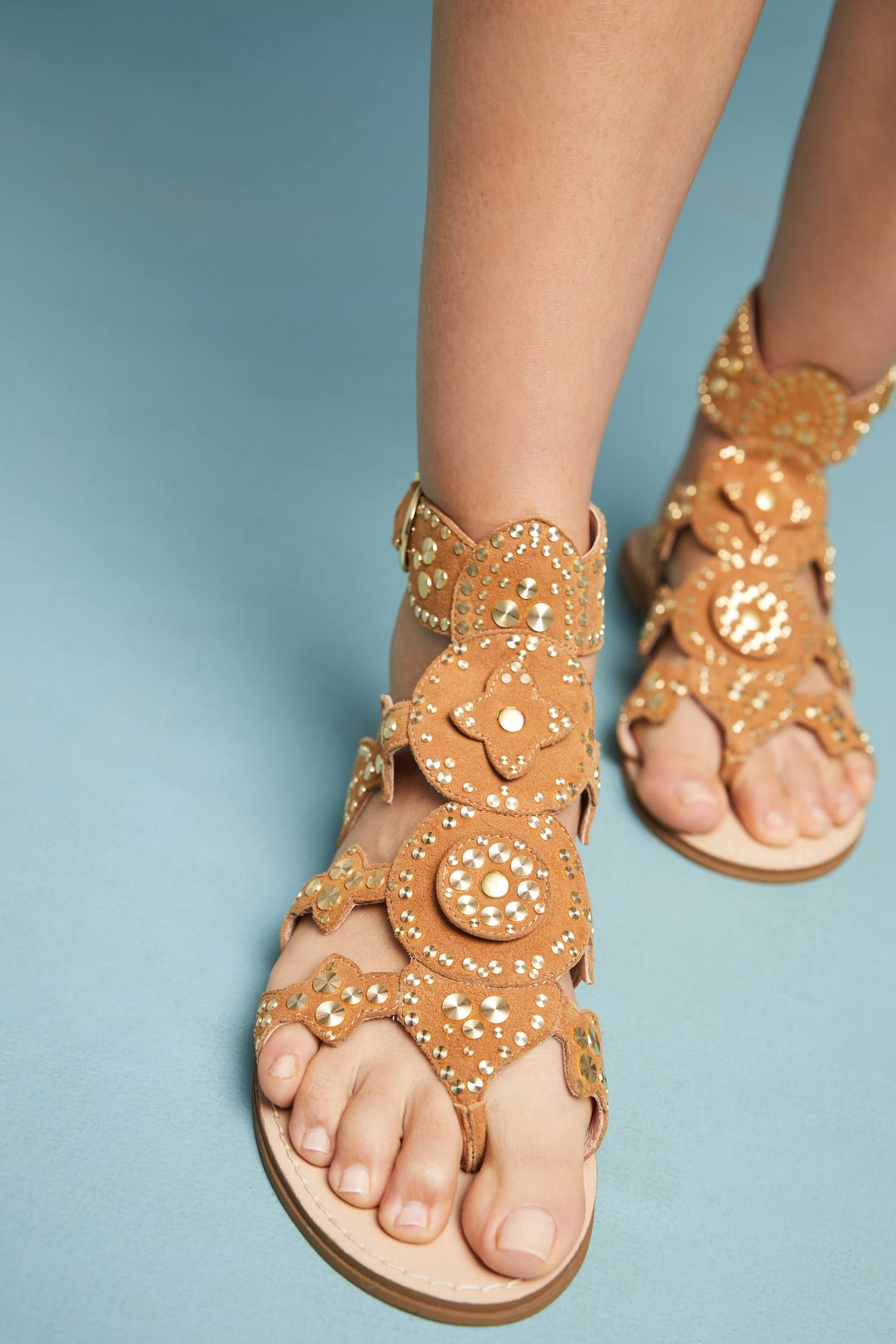 c2baaaffd0d Cecelia New York Bubbly Gladiator Sandals