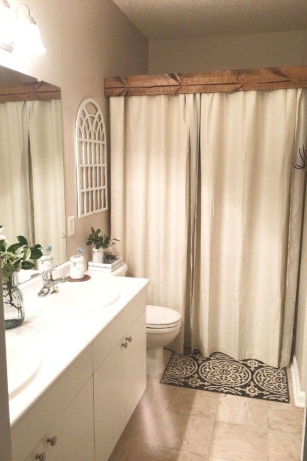 27  Interesting Farmhouse Bathroom Decor Ideas - rDesignd.co
