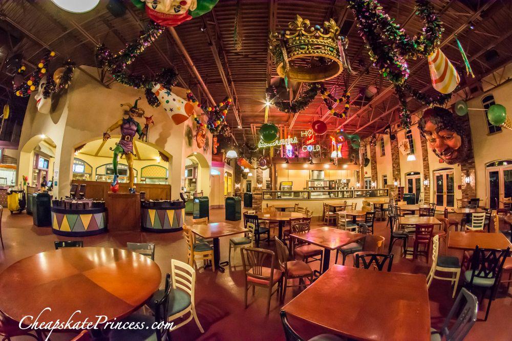 The Top 5 5 Quick Service Disney Resort Restaurants Chosen