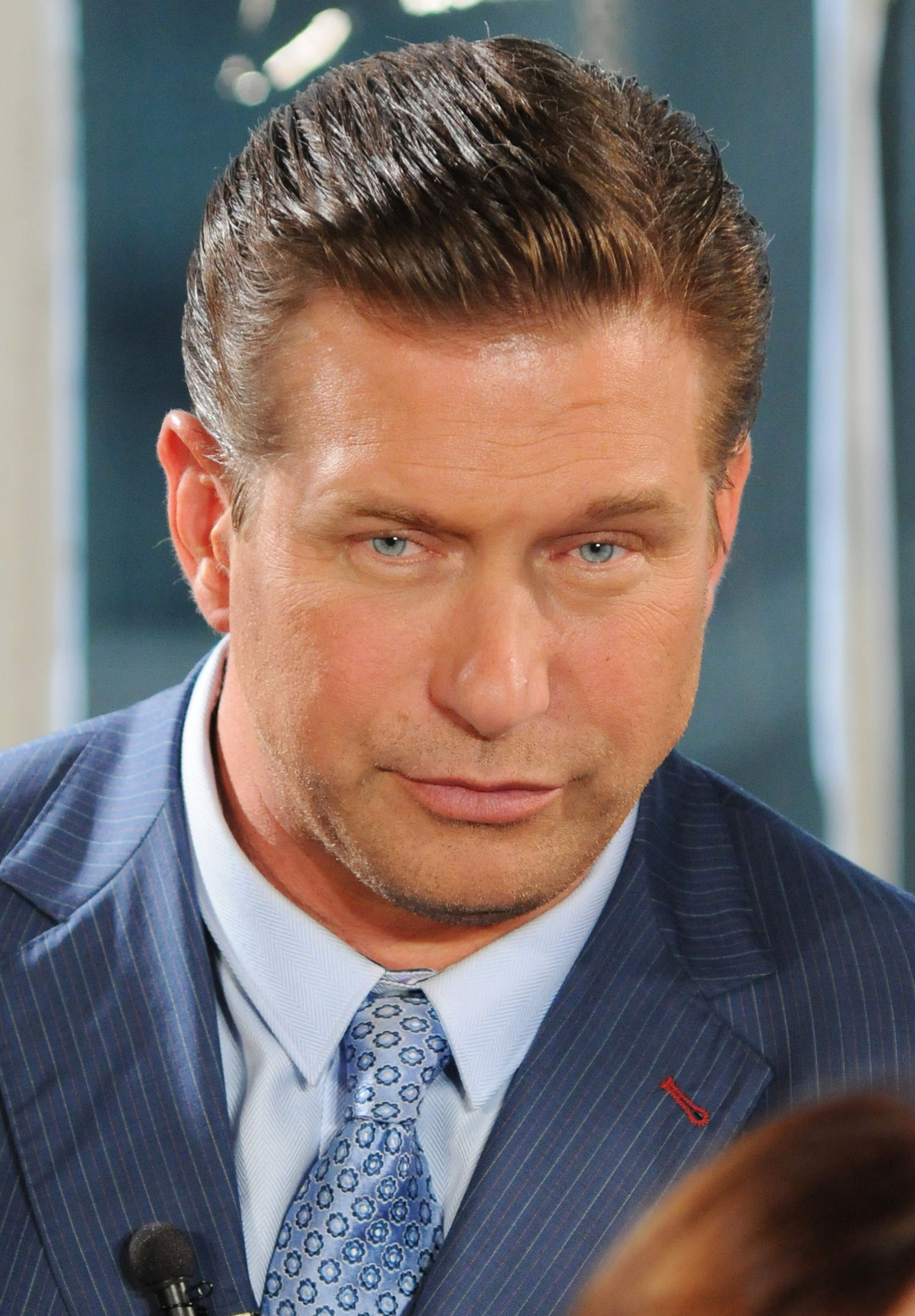 Actor Stephen Baldwin arrested for the second time in six months, this time for non-payment of taxes 07.12.2012 100