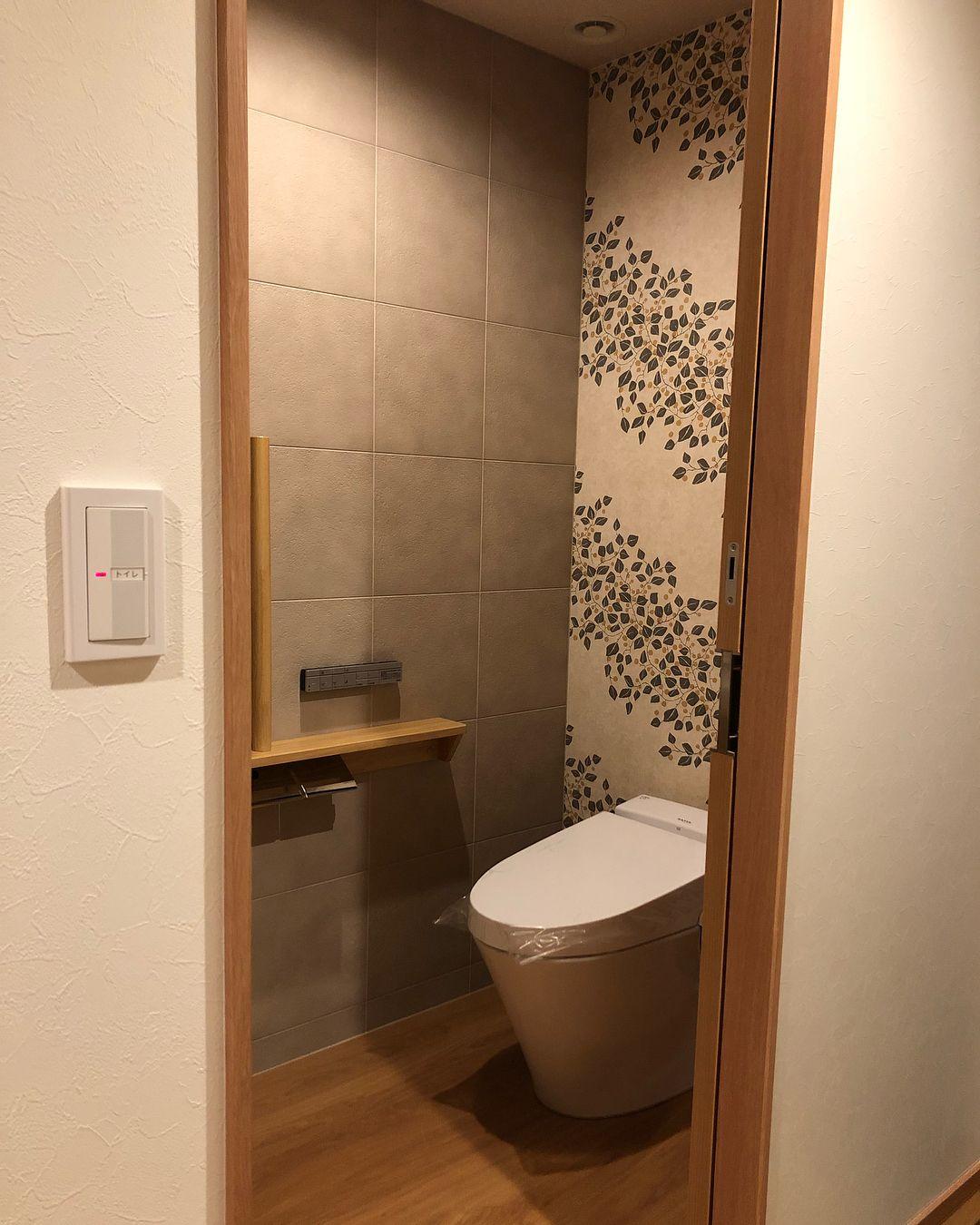 Myforestさんはinstagramを利用しています 夜のトイレ マイホーム