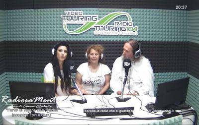 Gurú Constancio: Entrevista en la Radio de Italia