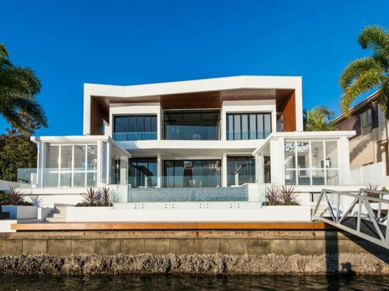 Contemporary house design Home Design ideas Pinterest