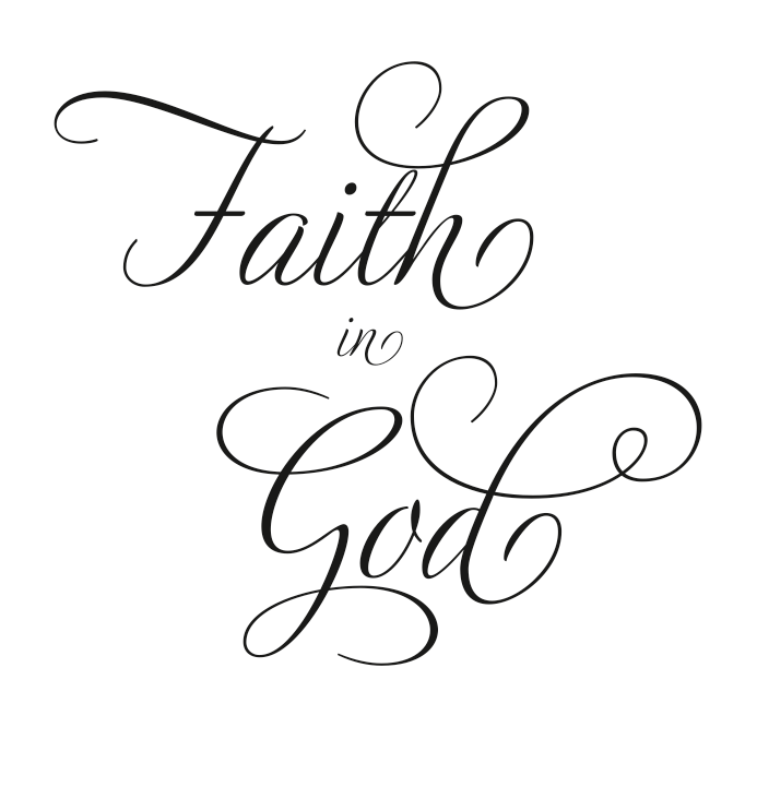 Awesome Faith in God printables for boys and girls