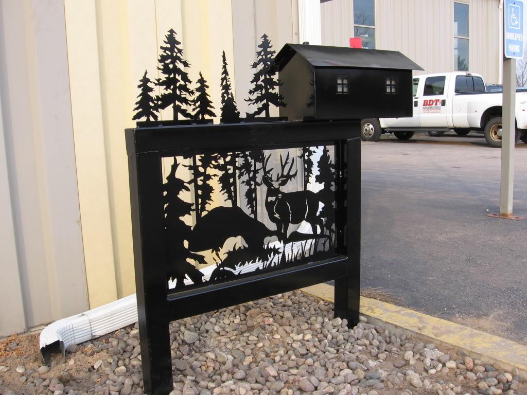 Mailbox Plasma Art Mailbox Plasmaart Metal Things You