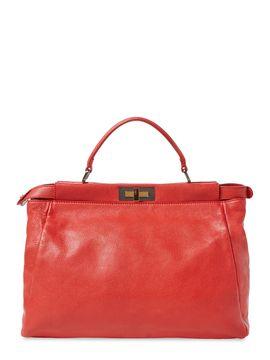 3ee773ef19 ... switzerland fendi red ombre peekaboo large from vintage fendi handbags  on gilt bag it up pinterest order fendi tote ...