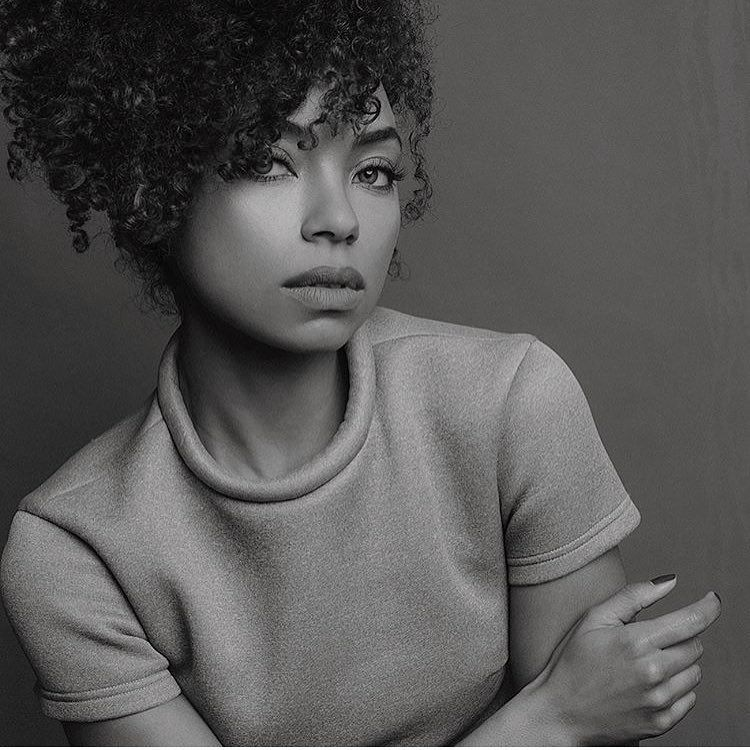 "15.2k Likes, 107 Comments - Logan Browning (@loganlaurice) on Instagram: ""Things aren't always so black and white. Look beyond. Find the gray matter. (@dianalragland)"""