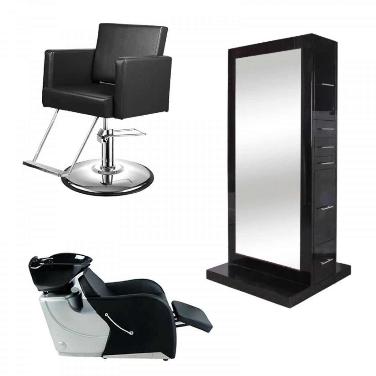 Salon Equipment Package Furniture Whole